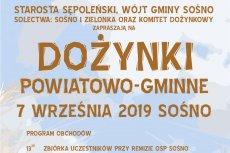 Dożynki powiatowo-gminne 2019