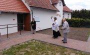 Otwarcie sali wiejskiej w Toninku