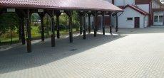 Budowa targowiska w Sośnie zakończona