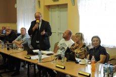 XI sesja Rady Gminy Sośno VIII kadencji
