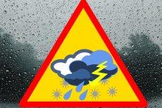 Ostrzeżenie meteorologiczne Nr 22/2019 - Burze z gradem